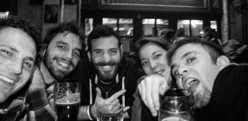 Couchsurfing  Bruxelles
