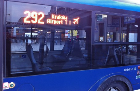 krakow-airport-bus